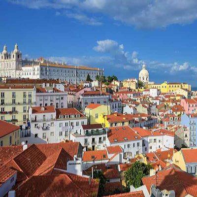 4 day trip Portugal