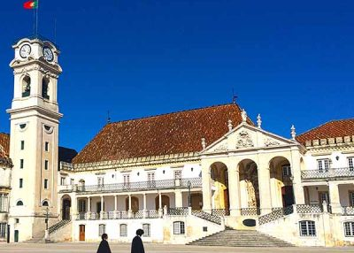 Day tour Fatima and Coimbra