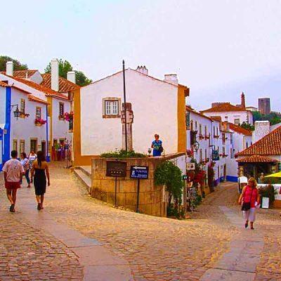 Fátima Batalha Nazaré e Óbidos