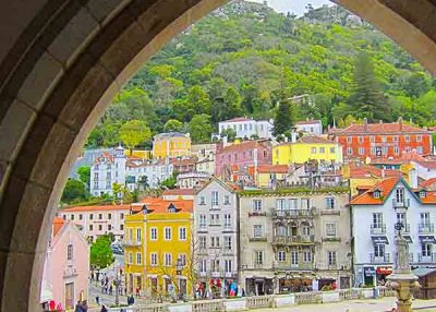 Full day tour Sintra and Mafra