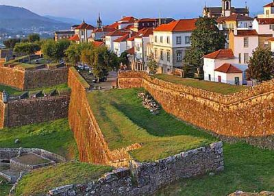 Old towns in northern Portugal