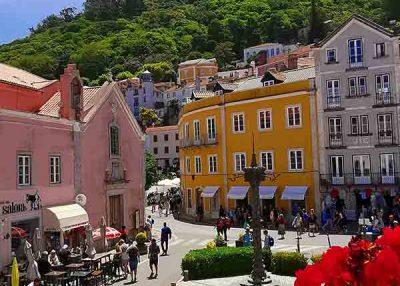 Paseo a Sintra Cascais y Costa de Estoril – 8h