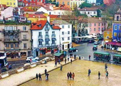 Paseo a Sintra y Óbidos – 8h