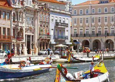 Paseo por Coimbra y Aveiro – 9h