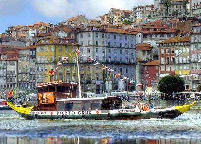 Paseo por Oporto – 8h