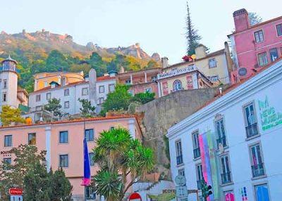 Passeio a Fátima e Sintra