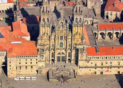 Passeio a Santiago de Compostela