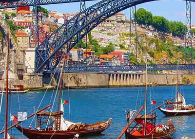 Portugal y España en 15 días – Norte y Centro