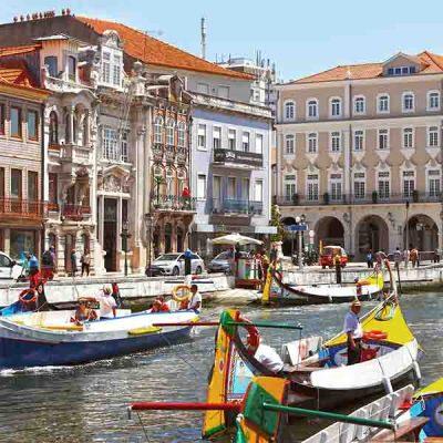 Tour Coimbra Aveiro