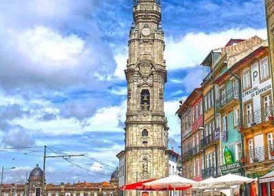 Tour Porto and Aveiro
