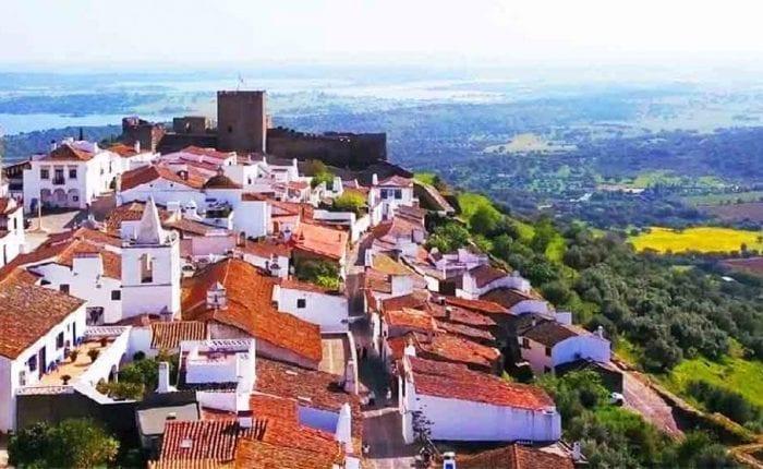 Alentejo la Cápsula del tiempo de Portugal